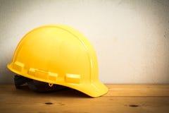 Seguridad del casco Fotos de archivo libres de regalías