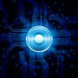 Seguridad del Internet Imagenes de archivo