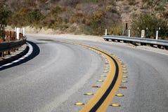 Seguridad en carretera Imágenes de archivo libres de regalías