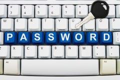 Seguridad en línea imagen de archivo libre de regalías