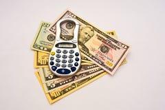 Seguridad financiera: invertido bien. Fotografía de archivo libre de regalías
