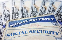 Seguridad Social Imagenes de archivo