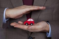 Seguro de carro Imagens de Stock Royalty Free
