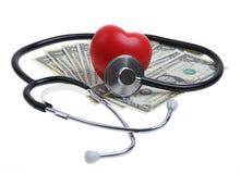 Seguro de saúde Imagem de Stock Royalty Free