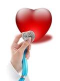 Seguro de saúde. Foto de Stock