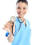 Seguro de saúde Fotografia de Stock Royalty Free
