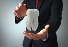 Seguro dental Imágenes de archivo libres de regalías
