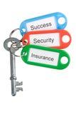 Seguro e segurança Fotos de Stock