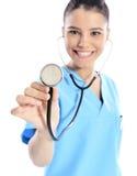 Seguro médico Fotografía de archivo libre de regalías