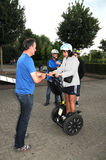 Segway Stock Photos