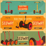 Segway Royalty Free Stock Photography
