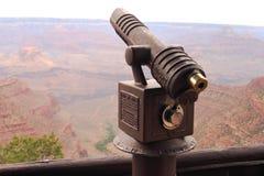 Sehen des Grand Canyon Stockbild