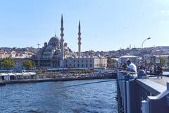 Sehen Sie über keinem Sport Istanbul an stockfotos