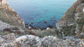 Sehen Sie das Meer Stockbild