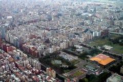 Sehen Sie von Taipei 101 an lizenzfreies stockbild