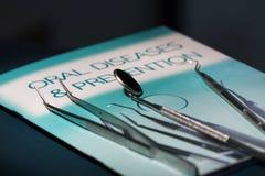 Sehen Sie Zahnarzt Lizenzfreies Stockfoto