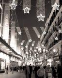 Sehen von Sternen in Solenoid Lizenzfreie Stockfotos