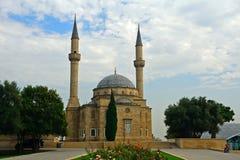 Sehidliq清真寺,巴库,阿塞拜疆 库存照片