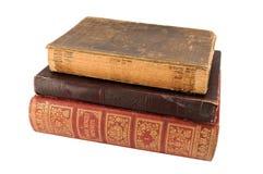 Sehr alte Bücher Stockfotografie