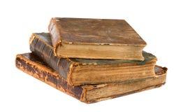 Sehr alte Bücher Lizenzfreie Stockbilder