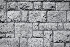 Sehr alte Backsteinmauerbeschaffenheit Stockbild