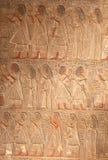 Sehr alte hieroglyphische Kunst Stockfotografie