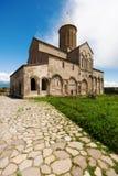Sehr alte Kirche Stockfotos