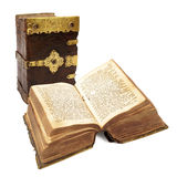 Sehr altes Buch Stockfoto