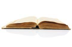 Sehr altes Buch von Jahrhundert 19  Stockbild