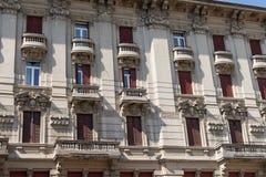 Sehr antike Wohnungen #6 Stockbilder
