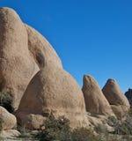 Sehr große Felsen Lizenzfreie Stockbilder