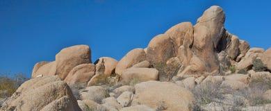Sehr große Fluss-Steine Lizenzfreie Stockfotografie