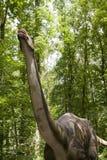 Sehr großer Dinosaurier lizenzfreies stockfoto