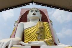 Sehr großes Buddha-Bild lizenzfreie stockbilder