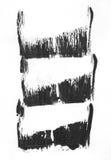 SEHR HÖHEN-Entschließung Geometrischer Graffitizusammenfassungshintergrund Tapete mit Ölsegeltuch-Anschlageffekt Schwarzes Acryl Lizenzfreie Stockbilder
