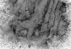SEHR HÖHEN-Entschließung Geometrischer Graffitizusammenfassungshintergrund Tapete mit Spritzpistoleneffekt Schwarze Acrylfarbe Lizenzfreie Stockbilder