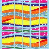 Sehr helles Muster Stockbild