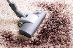 Sehr schmutziger Teppich Lizenzfreies Stockbild