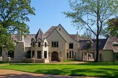 Sehr teure Villa Lizenzfreie Stockfotografie
