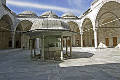 Sehzade Camii mosque Istanbul Royalty Free Stock Photo