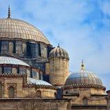 sehzade för 02 moské Arkivfoto