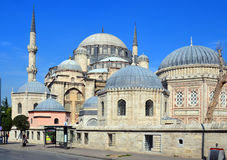 Sehzade meczet Fotografia Royalty Free