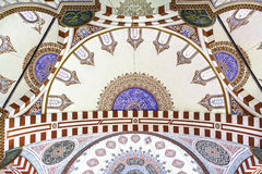 Sehzade Mehmed Camii Mosque Royalty Free Stock Image