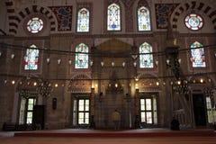 Sehzade-Moschee und Grab, Istanbul, die Türkei Lizenzfreie Stockfotografie