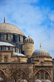 Sehzade Mosque 01. The Sehzade mosque situated in the turkish city of Istanbul Royalty Free Stock Photo