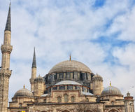 Sehzade Mosque 05. The Sehzade mosque situated in the turkish city of Istanbul Stock Image
