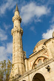 Sehzade Mosque. From Istanbul, Turkey Stock Photos