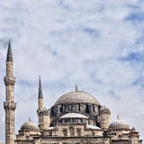 Sehzade mosque. Image of Sehzade mosque in Istanbul, Turkey Royalty Free Stock Photo