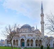 The Sehzade Mosque. The Imperial Ottoman Sehzade Mosque is one of the pearles of the Third Hill of Istanbul, it's also known as the Prince's Mosque, Turkey Stock Photo