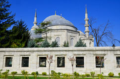 The Sehzade Mosque Royalty Free Stock Images